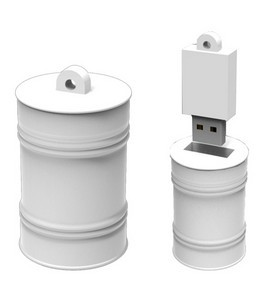 Oil Drum USB Memory