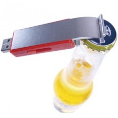 Bottle Opener Flash Drive
