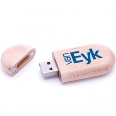 Custom Bamboo Flashdrives