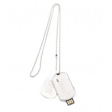 Dog Tag Custom USB Flashdrive