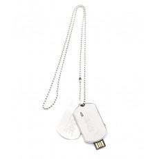 Dog Tag Custom USB Flashdrive