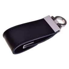 Folding Leather Flash Drive
