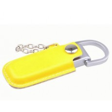 Leather Pouch Flash Drive