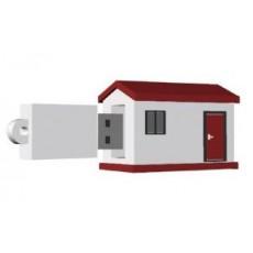 Mini House USB Memory