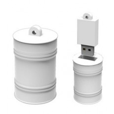 Oil Drum USB Memory