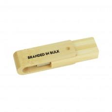 Palton Wooden USB Drives Branded
