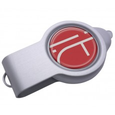 Pop Swivel USB Flashdrive
