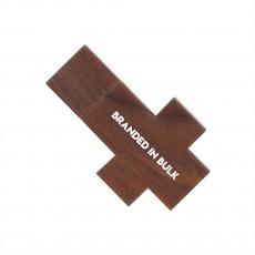 Promotional Wooden Cross Memory Keys