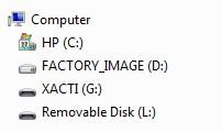 dual drive image