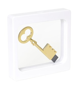 Square Floating Key Box